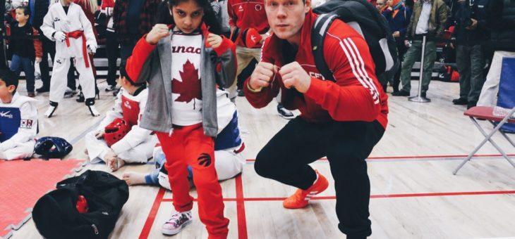 Taekwondo in Toronto